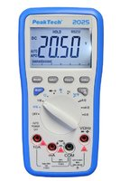 Digital-Multimeter mit Bargraph, 3 5/6-stellig ~ mit USB